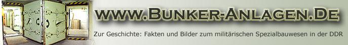 Bunker-Anlagen